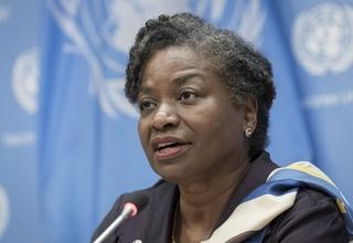 UNFPA Executive Director Dr. Natalia Kanem's Message on the 16 Days of Activism against GBV